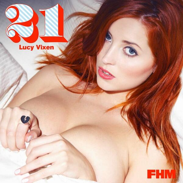 Hot redhead lucy collett