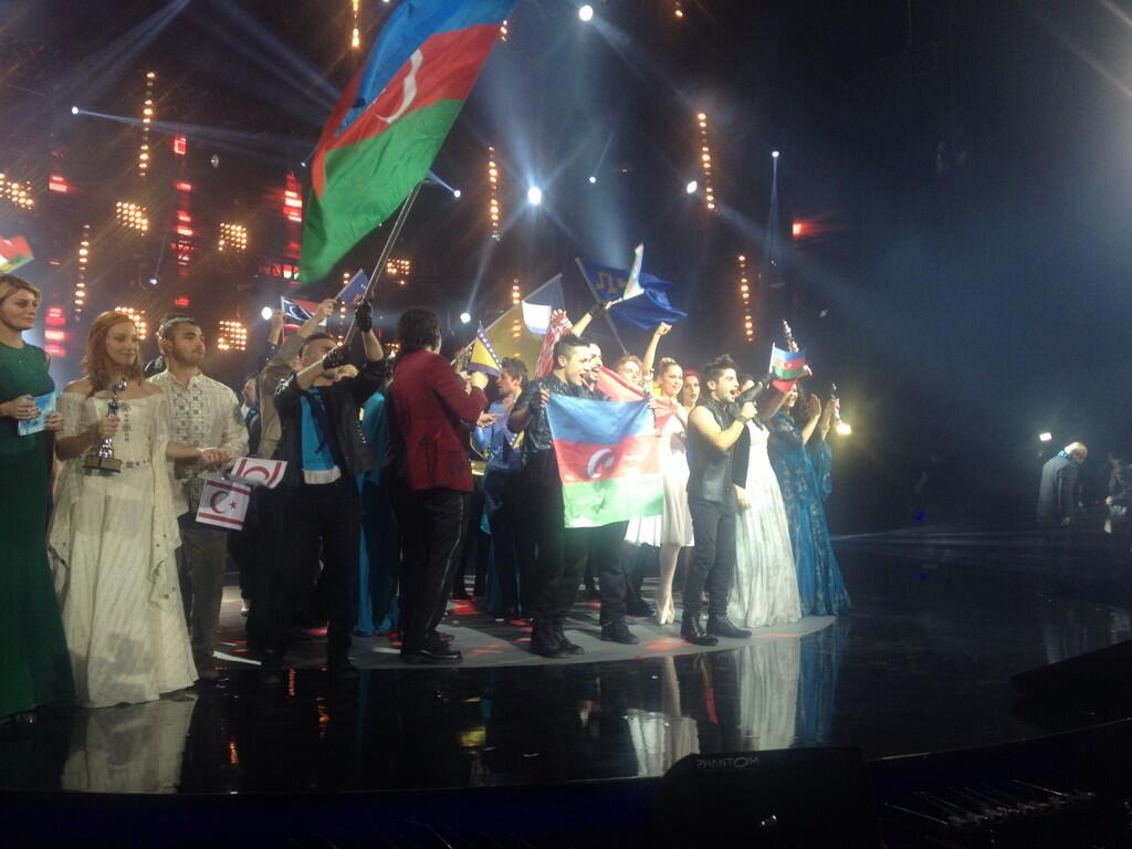 Azerbaijan Win The First Turkvizyon Song Contest