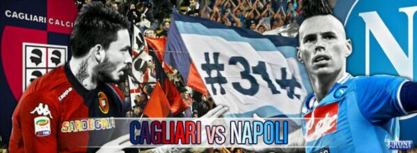 CAGLIARI NAPOLI Rojadirecta streaming calcio gratis partite Serie A Diretta TV Live video Sky