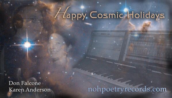 Happy cosmic holidays!