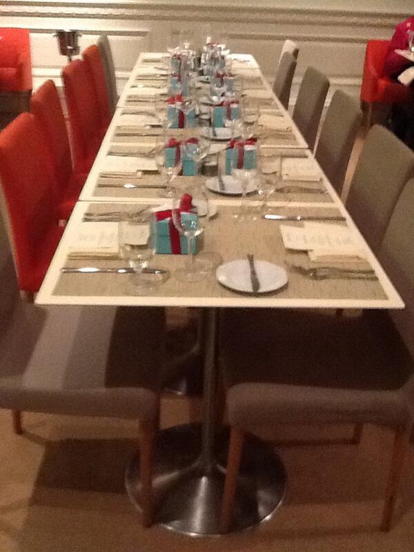 Morgan Dining Room Followed