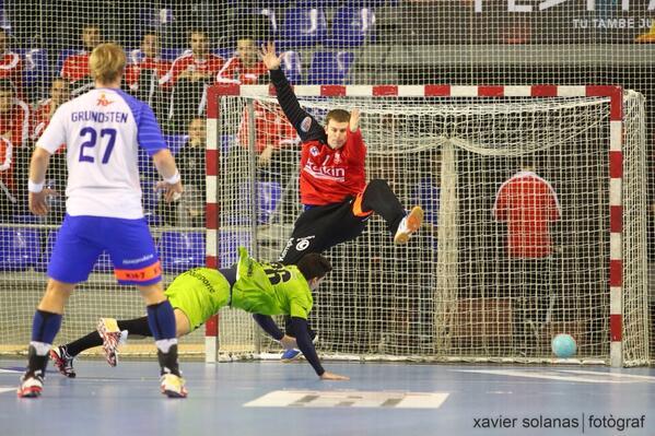 Gran actuación de Matías Schulz vs Naturhouse en Copa ASOBAL | Mundo Handball