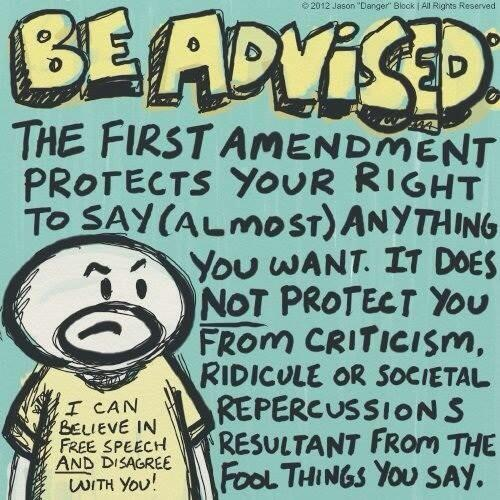 what does the first amendment mean to you essay