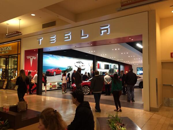Tesla mission viejo
