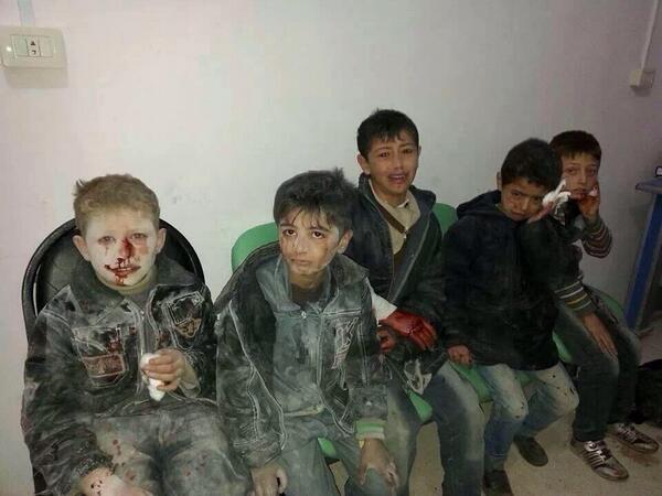 NAVER まとめシリア内戦、アレッポ空爆のこの写真は、日本の「武器輸出」とは関係ありません。