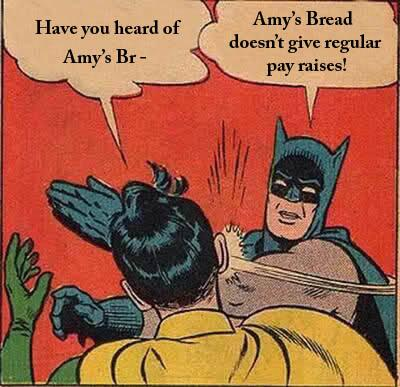 Batman slapping some sense into Robin @amysbread #WhoMakesAmysBread #IWW http://t.co/vrRSI88bkL