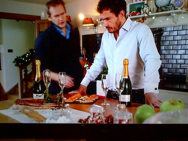 champagne bollinger on twitter the 12 drinks of christmas on bbc2 sees xanderarmstrong and gilescoren enjoy bollinger special cuvee - 12 Drinks Of Christmas