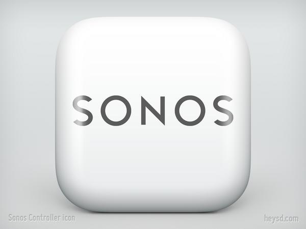 Sonos Controller icon