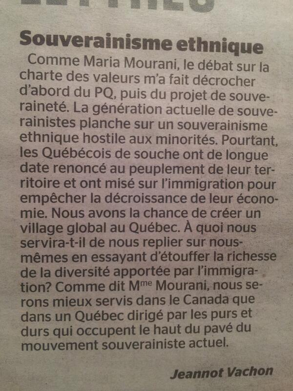 "Pierre Morin on Twitter: ""Mt @MLML450: OMG m�me jeannot Vachon ..."