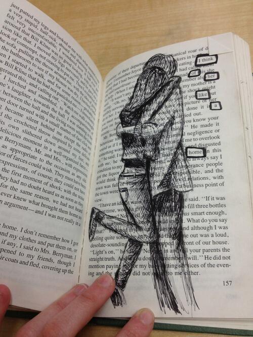 Oh, I LOVE this! RT @chaptersbooks  @GrainneClear Used books often hide some personal gems: http://t.co/kgF6vAKQ4s