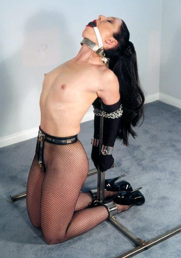 anal bondage tight pussy