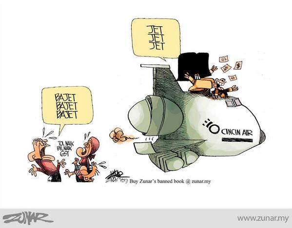 Zunar Cartoonist on Twitter