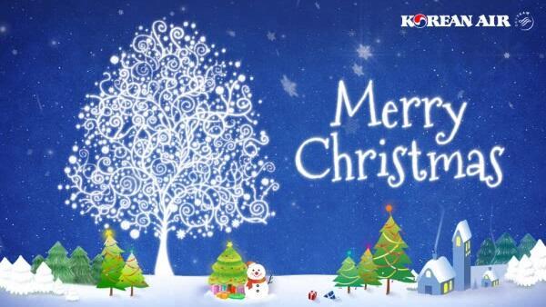 Merry Christmas In Korean.Korean Air On Twitter Manifesto7 Hi Trevor Thanks For