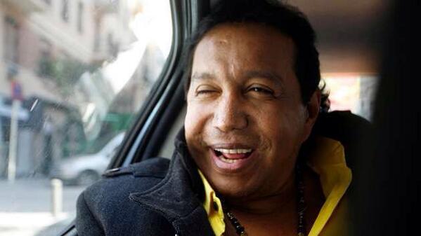 El ídolo de la música vallenata Diomedes Díaz murió este domingo a los 56 años. http://t.co/cvrHaFlzC9
