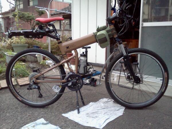 動画】【どうみても】自転車 ...