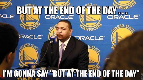 """NBA Meme Team on Twitter: """"Anybody notice that Mark Jackson says this in  just about every post-game interview? http://t.co/y9ASh7Rxb1"""""""
