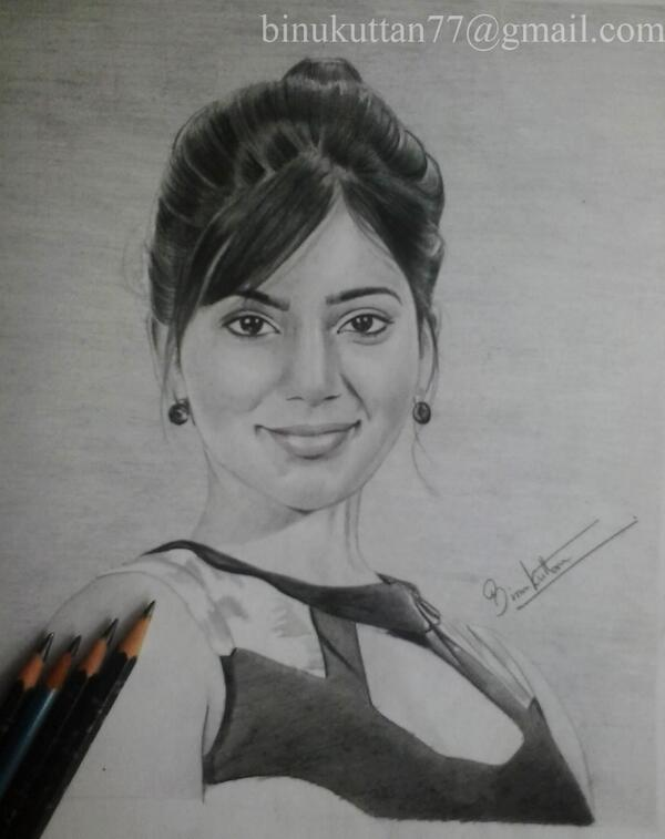 Binukuttan On Twitter Samanthaprabufc Samanthaprabhu2 My Pencil Drawing Of Angel Samantha Https T Co 6idbsi08zt Http T Co Ppyc32hmaq