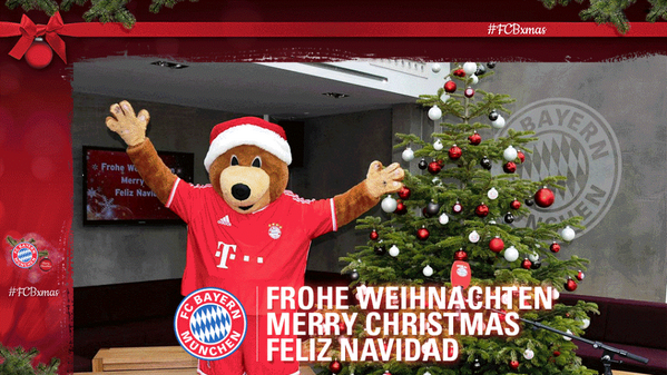 fc bayern m nchen on twitter t rchen 23 unseres fcbxmas. Black Bedroom Furniture Sets. Home Design Ideas