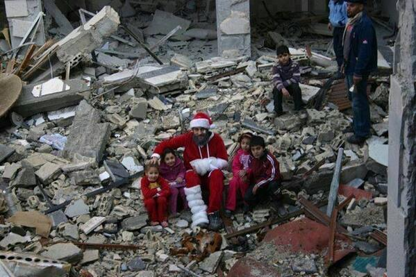 ..... RT @AuraSalix   We also celebrate Christmas in #Syria  http://t.co/9aTjMBqxzJ