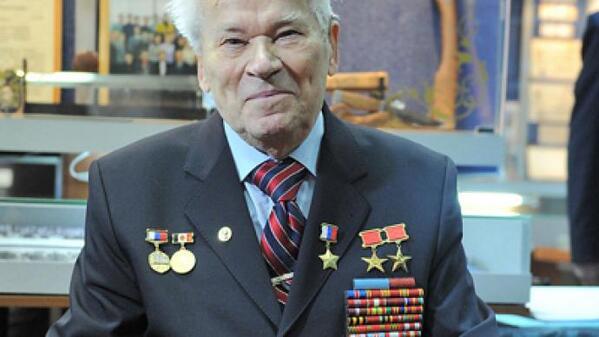 BREAKING: Renowned rifle inventor Mikhail Kalashnikov dies at 94 http://t.co/vTeYAHMvKM http://t.co/DhwmP44g5h
