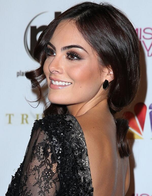pageantsnews on twitter quotximena navarrete as the host of