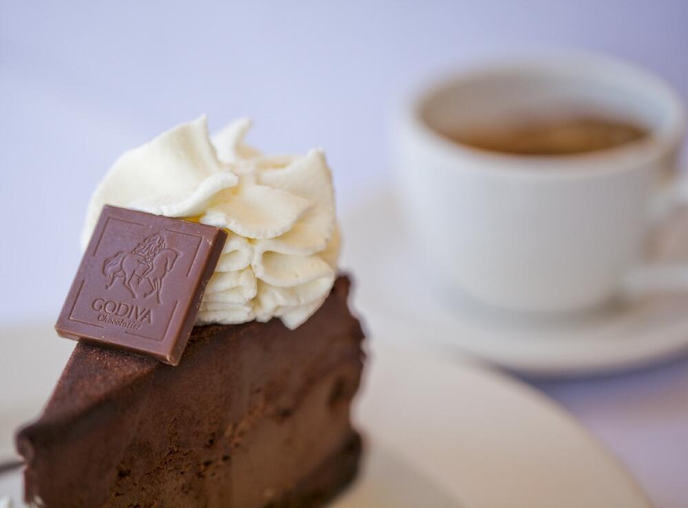 Twitter / Cheesecake: The perfect pair. #cheesecake ...