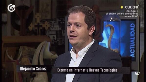Alejandro Suárez on Twitter: \