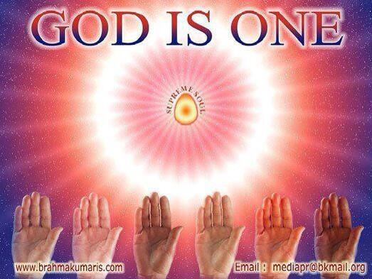 god is the one