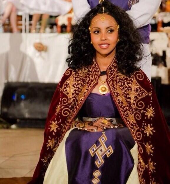 Habeshabeauties On Twitter Quot Eritrean Bride Http T Co
