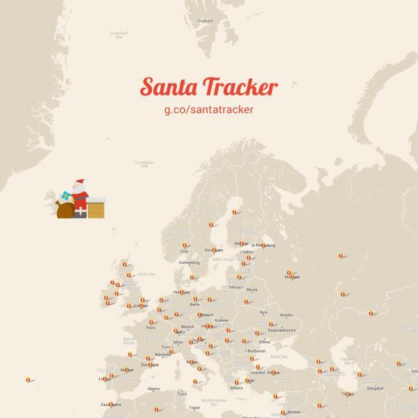 Google On Twitter Breaking News Santa S In Flight Tracksanta At Http T Co Fbaqyisprp Or Download The App Http T Co Bmc5re89s8 Http T Co Vmbbbyt1jg