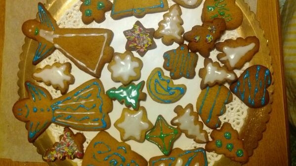 Giallo Zafferano Biscotti Di Natale.Daniela Filipuzzi On Twitter Ma Quanto Sono Carini I Biscotti Di
