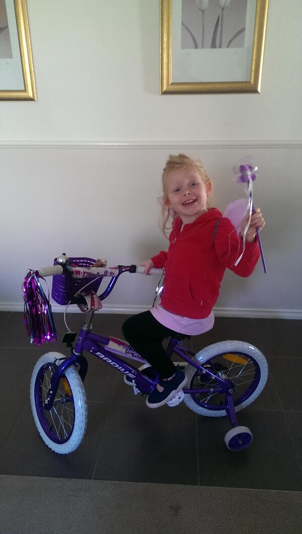 @abcnews what's Christmas without a new bike? http://t.co/NN5I6ne1K7
