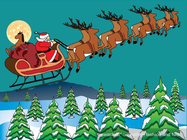Today on Swackett:  Santa sighting in swackett! http://t.co/e4a2Des557