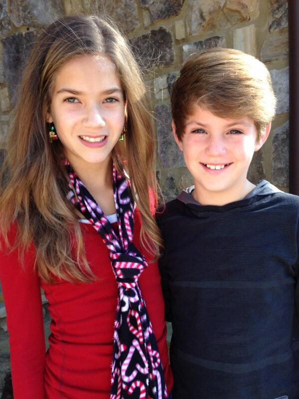"MattyBRaps on Twitter: ""Hanging with Kate before Christmas ..."