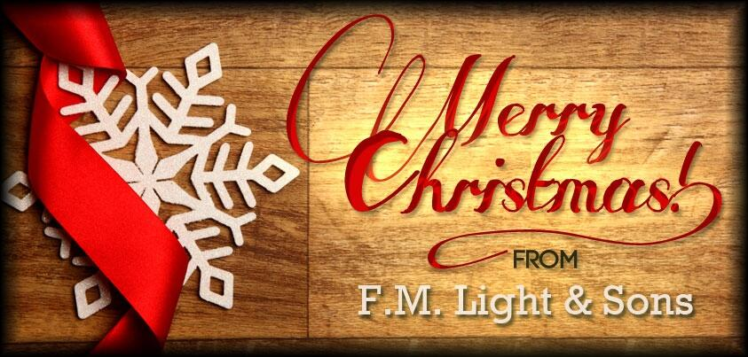 Twitter / fmlights: Merry Christmas, from the gang ...