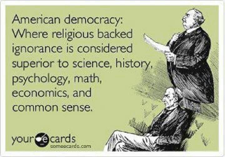 Twitter / AnthonyBourque: Is this the democracy we want ...