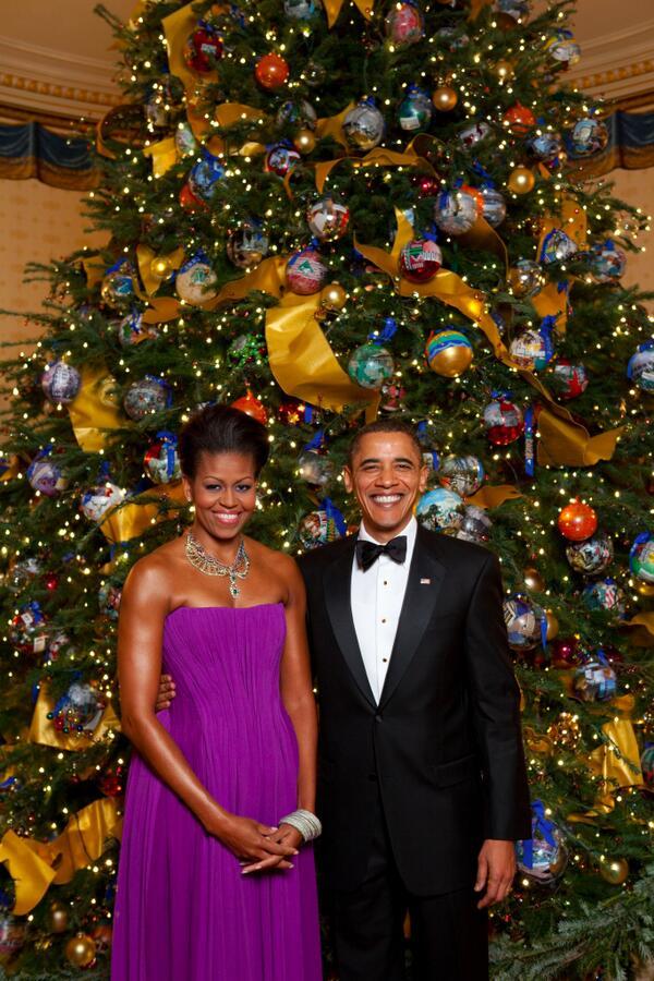 Obama Christmas.Barack Obama On Twitter Merry Christmas Http T Co