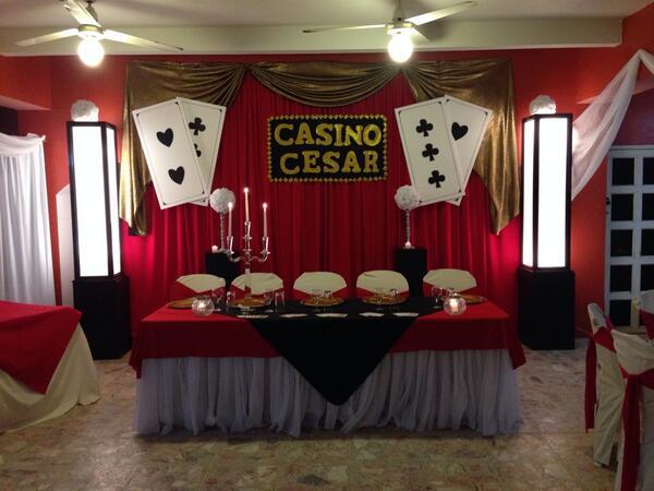 Decoracion De 15 Años Estilo Casino Entrada Al Casino Mallorca