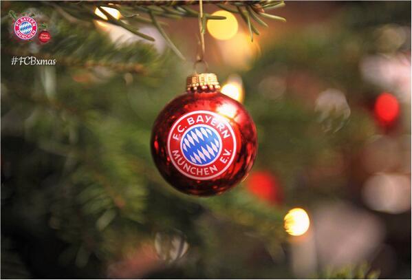Fc Bayern Tannenbaum.Fc Bayern München On Twitter Was Lag Bei Euch Unter Dem