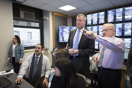 For freshly minted mayors, first task in office is dealing with fresh snow