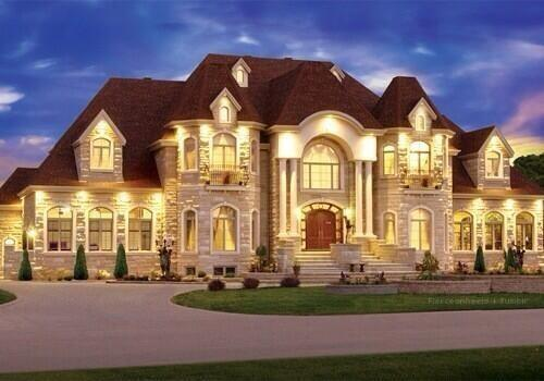 Architecture design on twitter huge mansion for Really nice mansions