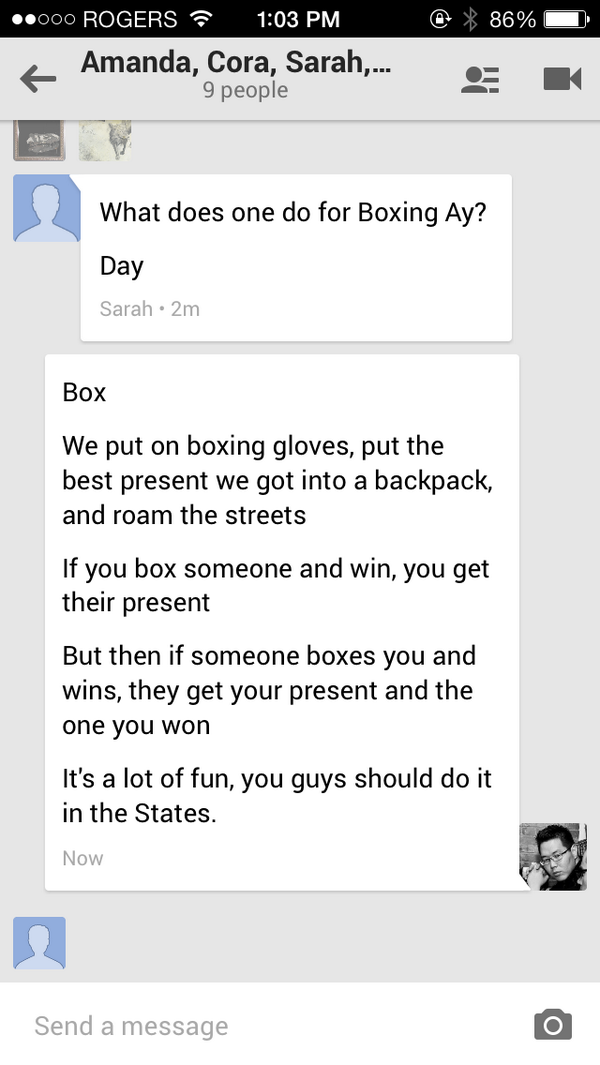 For everyone who keeps asking what Boxing Day is. Just show this to your American friends. http://t.co/IINcccXUS0