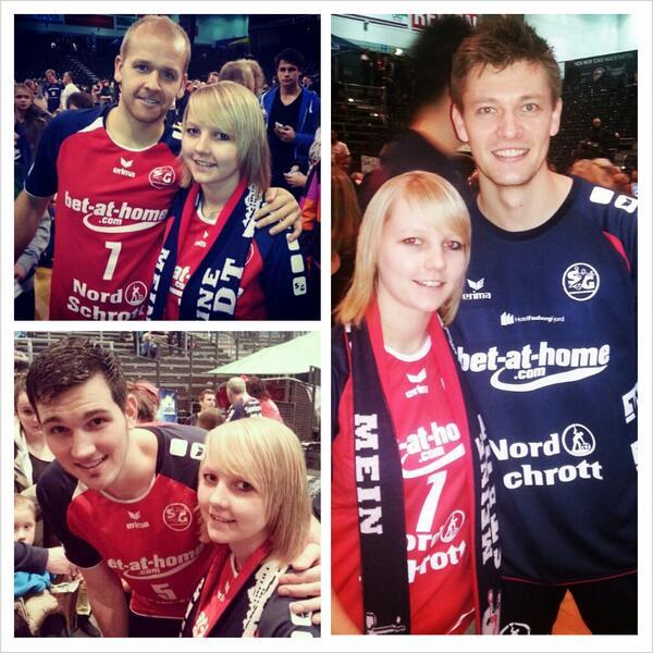 Alisa On Twitter Coole Handballer Anderseggert