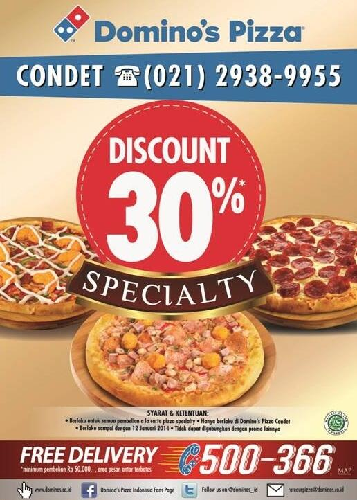 Domino S Pizza Id On Twitter Now Open Domino S Pizza Condet