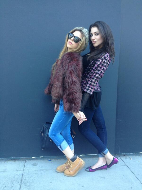 """Cecilia Cassini on Twitter: """"@WhoWhatWear my sister and I ..."""