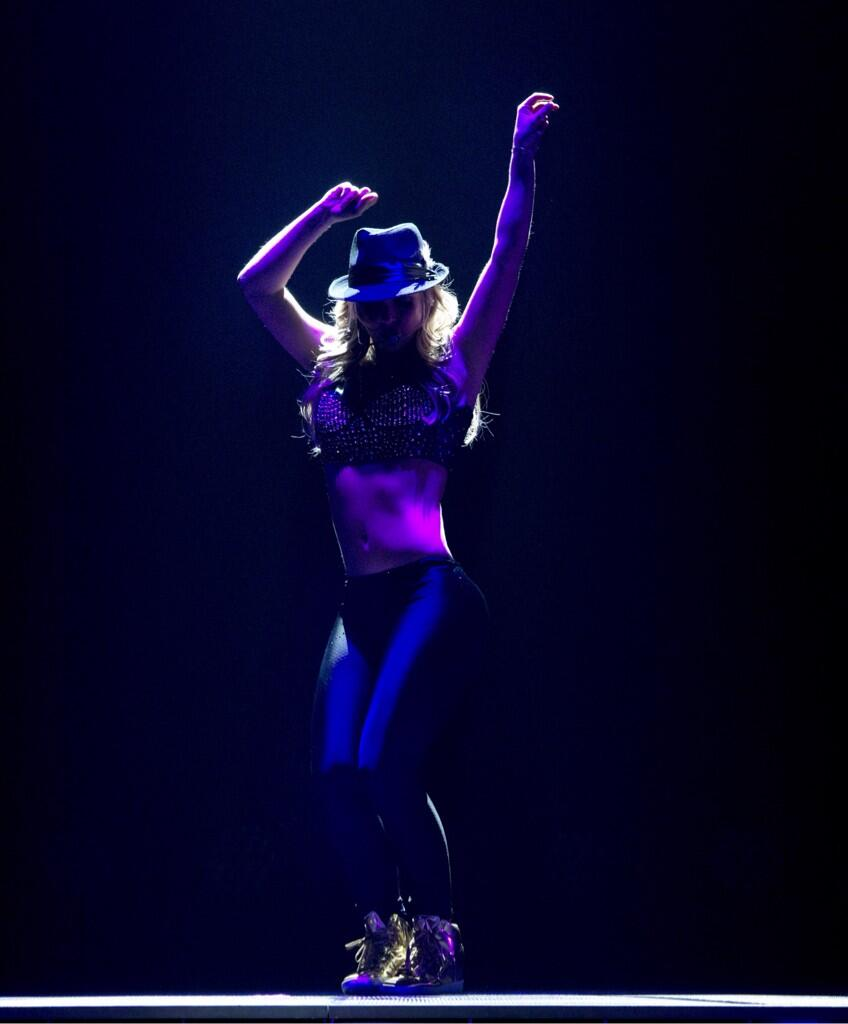 Twitter / britneyspears: Can't believe the 1st show ...