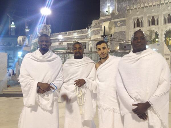 Arsenals sicknote Abou Diaby gets his boots back on in a charity match in Saudi Arabia [Video & Pictures]