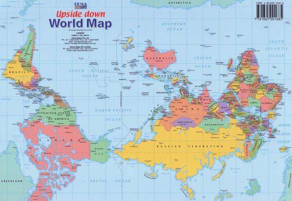 Juan pablo manazza on twitter argentina potencia amazingmaps juan pablo manazza on twitter argentina potencia amazingmaps upside down world map source httptt7pkunnvgh httptp1ybvxo6jw gumiabroncs Images
