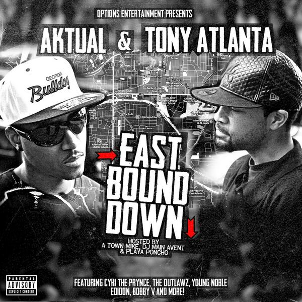 @Aktual4ever & @TonyAtlanta #EASTBOUNDDOWN drops 12am 1/1/14 @DatPiff :: @AtownMike @MainAvent @P_Stacks @OptionsENT http://t.co/yMqJ2NvNdc