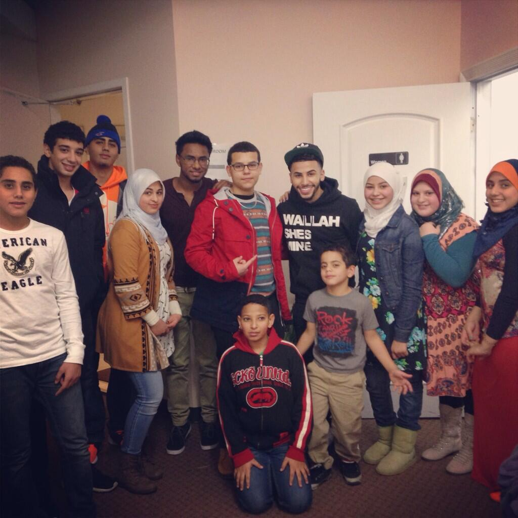 Adam Saleh On Twitter Quot Met Some Cool People Before Our